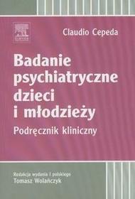 Urban & Partner Badanie psychiatryczne dzieci i młodzieży - Cepeda Claudio
