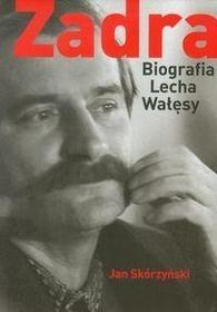 Europejskie Centrum Solidarności Zadra Biografia Lecha Wałęsy - odbierz ZA DARMO w jednej z ponad 30 księgarń!