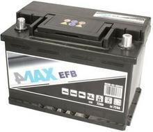 4MAX EFB 0608-03-3004Q 72 Ah 720 A P+