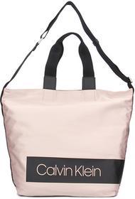 ef0093d7264bb -27% Calvin Klein Block Out Shopper - Torebka Damska - K60K604281 628  K60K604281 628