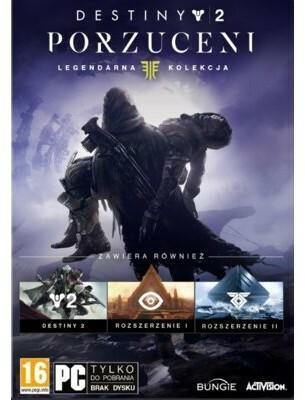 Destiny 2: Porzuceni  Legendarne wydanie PC