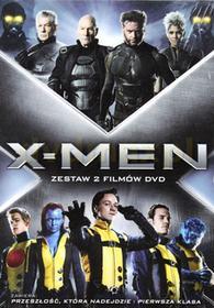 X-Men Przeszłość Która nadejdzie X-Men Pierwsza Klasa DVD) Vaughn Matthew