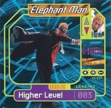 Man Elephant Higher Level. CD Man Elephant
