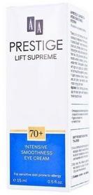 Oceanic Lift Supreme 70+ wygładzający krem pod oczy do skóry wrażliwej i skłonnej do alergii 15ml 36046-uniw