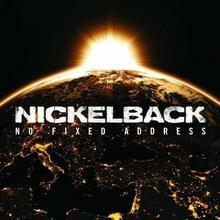 Nickelback No Fixed Address CD Nickelback