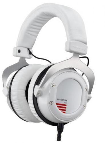 Beyerdynamic Custom One Pro Plus białe