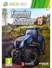 Farming Simulator 2015 Xbox 360