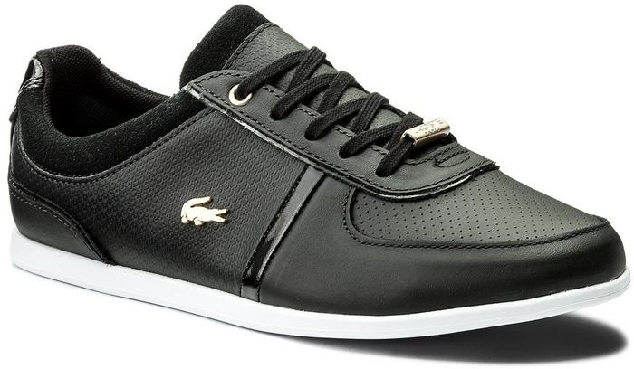 Sneakers LACOSTE - Rey Sport 118 1 Caw 7-35CAW0061312 Blk/Wht xdmLfqgyb