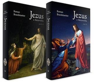 Jezus z Nazarethu Tom 1 i 2 - Roman Brandstaetter