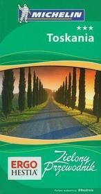 Bezdroża  Toskania. Zielony Przewodnik Michelin
