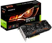 Gigabyte GeForce GTX 1070 G1 VR Ready
