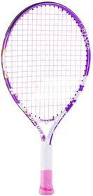 Babolat B'Fly Jr 19 - white/purple 140204