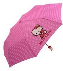 Hello Kitty parasol mini manualny
