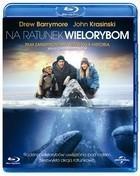 Na ratunek wielorybom Blu-Ray