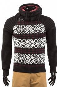 Sweter męski YOAN BLACK 0005001-54
