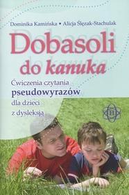 Harmonia Dobasoli do kanuka - Dominika Kamińska, Alicja Ślęzak-Stachulak