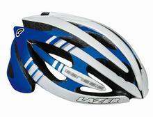 Lazer GENESIS kask rowerowy szosowy niebiesko-biały