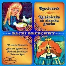 Polskie Nagrania Kopciuszek Księżniczka na Ziarnku Grochu
