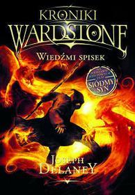 Jaguar Kroniki Wardstone 4 Wiedźmi spisek - Joseph Delaney