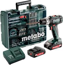 Metabo BS 18 L 3x2