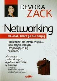Networking dla osób które go nie cierpią - Zack Devora