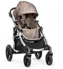 Baby Jogger City Select Srebrna Rama Quartz