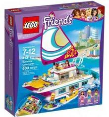 LEGO Friends Słoneczny katamaran 41317