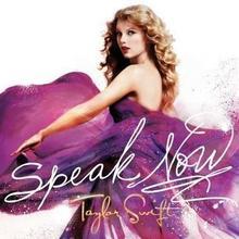 Speak Now CD Taylor Swift