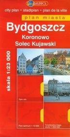 Daunpol Bydgoszcz plan miasta 1:23 000 - Daunpol