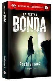 Edipresse Polska Pochłaniacz. Część 1. Wyd. kieszonkowe - Katarzyna Bonda