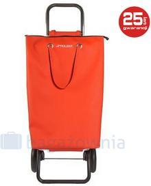 ROLSER Wózek na zakupy SUPERBAG Logic Pack RG - czerwony