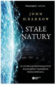 Stałe natury - John D. Barrow