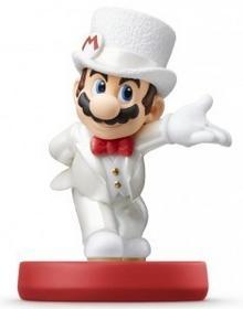 Nintendo Amiibo Super Mario Wedding Mario NIFA00438