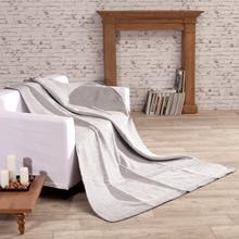 Dekoria Koc Cotton Cloud 150x200cm grafit 150x200cm 760-91