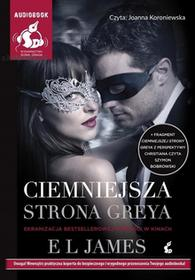 Sonia Draga Ciemniejsza strona Greya (audiobook CD) - E. L. James