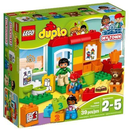 LEGO Duplo Przedszkole 10833
