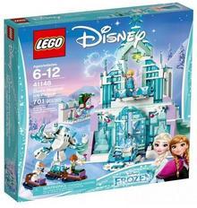 LEGO Disney Magiczny lodowy pałac Elzy - ekspresowa wysyłka i bezpieczeństwo zakupów  21 dni na zwrot.