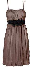 Bonprix Sukienka brązowy