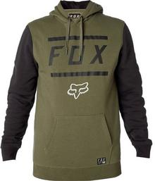 Fox sweter Listless Pullover Fleece Fatigue Green 111) rozmiar L