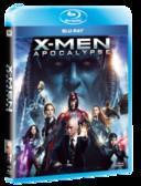X-Men Apocalypse Blu-Ray