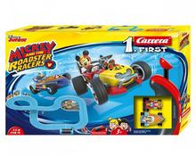 Carrera FIRST Mickey Roadstar Racers