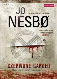 Dolnośląskie Jo Nesbo Czerwone Gardło. Audiobook