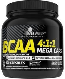 Olimp Sport Nutrition Bcaa 4:1:1 Mega Caps