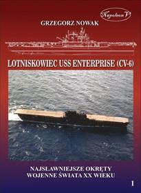 Nowak Grzegorz Lotniskowiec USS Enterprise (CV-6)