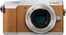Panasonic Lumix DMC-GX80 + 14-140 brązowy