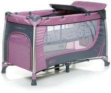 4Baby Moderno, Łóżeczko turystyczne, Purple