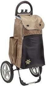 Stock-Fachmann Comfort wózek na zakupy, brązowy 3274-0001