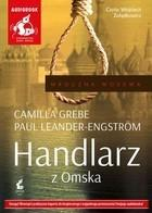 Mroczna Moskwa Handlarz z Omska Książka audio MP3 Camilla Grebe