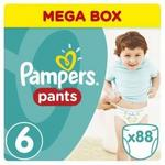 Pampers Pants 6 Extra Large 88 szt.