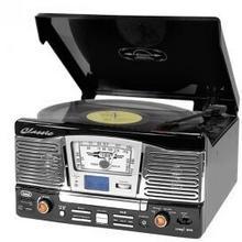 TREVI Gramofon TREVI TT 1062E Czarny Raty,  + DARMOWY TRANSPORT! TT 1062E